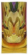 The Bouquet Unleashed 84 Beach Towel