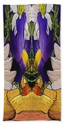 The Bouquet Unleashed 90 Beach Towel
