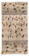 The Box Room Beach Sheet