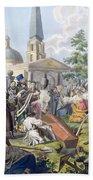 The Burial, 1812-13 Beach Sheet