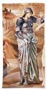 The Call Of Perseus, C.1876 Beach Towel