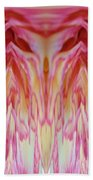 The Carnation Unleashed 3 Beach Towel