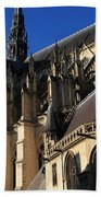 The Cathedral Basilica -  Amiens - France Beach Towel