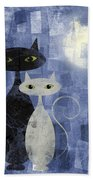 The Cats Beach Towel