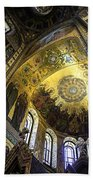 The Church Of Our Savior On Spilled Blood 2 - St. Petersburg - Russia Beach Towel