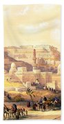 The Citadel Of Cairo Residence Of Mehemit Ali Beach Towel