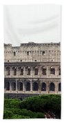 The Coliseum  Beach Towel