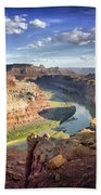 The Colors Of Canyonlands Beach Towel