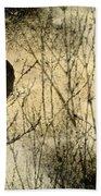 The Common Crow Beach Towel