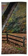 The Country Road Beach Towel