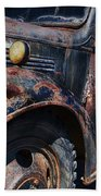 The Darlins Truck Beach Towel by David Arment
