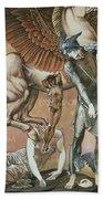 The Death Of Medusa I, C.1876 Beach Towel