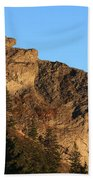 The Devil's Courthouse - Blue Ridge Parkway Beach Towel