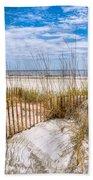 The Dunes Beach Towel by Debra and Dave Vanderlaan