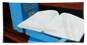 The Encyclopedia Of Newfoundland And Labrador - Joeys Books Beach Towel