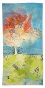 The Event Beach Towel