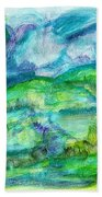 The Eydes Of March Beach Towel