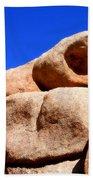 The Eye Of Joshua Tree By Diana Sainz Beach Towel