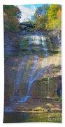 The Falls Beach Towel