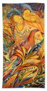 The Fishermen Village Beach Towel