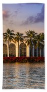 The Flagler Museum Beach Towel