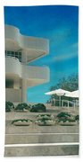 The Getty Panel 1 Beach Towel