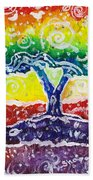 The Giving Tree Beach Sheet