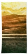 The Great Sand Dunes Beach Towel