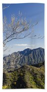The Great Wall 834 Beach Towel