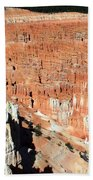 The Grotto At Bryce Canyon Beach Towel