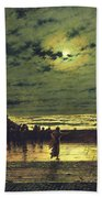 The Harbour Flare Beach Towel