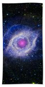 The Helix Nebula Beach Towel