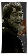 The High Chaparral Henry Darrow Publicity Photo Number 2 Beach Towel