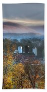 The Hills Beach Towel by Bill Wakeley