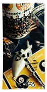 The Immaculate Reception 2 Beach Towel