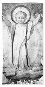 The Infant Jesus Beach Towel