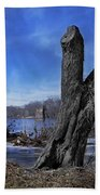 The James River One Beach Towel