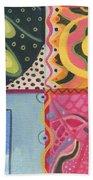 The Joy Of Design I X Part 2 Beach Towel