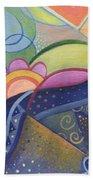 The Joy Of Design Vlll Beach Towel