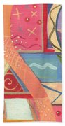 The Joy Of Design X I X Part 2 Beach Towel