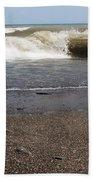 The Lake That Thinks Its An Ocean Beach Towel