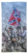 The Last Charge Beach Towel
