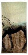 The Last Unicorn Beach Towel by Bob Orsillo