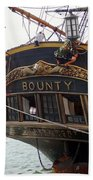 The Late Great Bounty Beach Towel