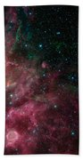 The Life And Death Of Stars Beach Towel