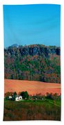 The Lilienstein Beach Towel