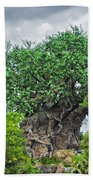 The Living Tree Walt Disney World Beach Towel