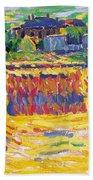 The Loam Pit Beach Towel