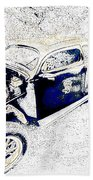 The Love Bug Beach Towel