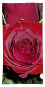 The Lovely Rose Beach Towel